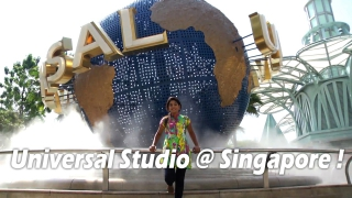 Universal Studios, Singapore Is The Only Hollywood Theme Park In Entire South East Asia